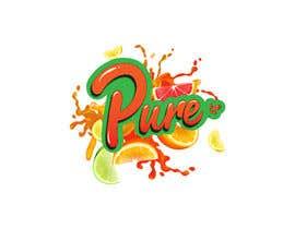 Nro 97 kilpailuun Fruit juice logo käyttäjältä Xbit102