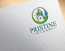 #89 for I need a logo designed for a commercial cleaning company.  RJ Pristine Clean is the name of the company. I want something professional and catchy. by jewelrana711111