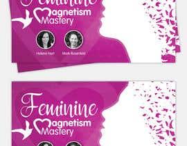 #76 for Feminine Magnetism Mastery Landscape Design af dnamalraj