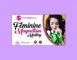 #72 for Feminine Magnetism Mastery Landscape Design af mdrahad114