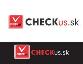 #102 for Logo Design for CHECKus.sk by itcostin