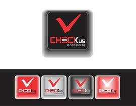 #109 para Logo Design for CHECKus.sk por itcostin