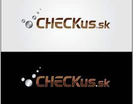 #80 para Logo Design for CHECKus.sk por thetouch