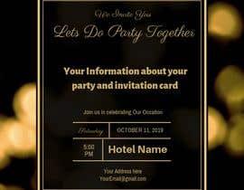 #1 for Invitation af shafayet035