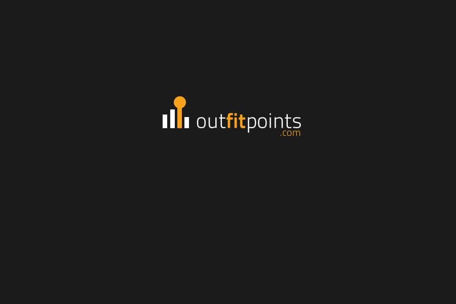 Konkurrenceindlæg #27 for Logo Design for outfitpoints.com