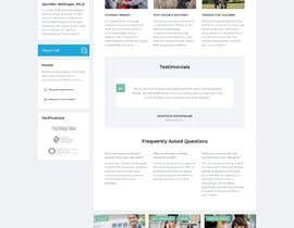 jansiitech tarafından Develop Mock up for website and go on to create website için no 8