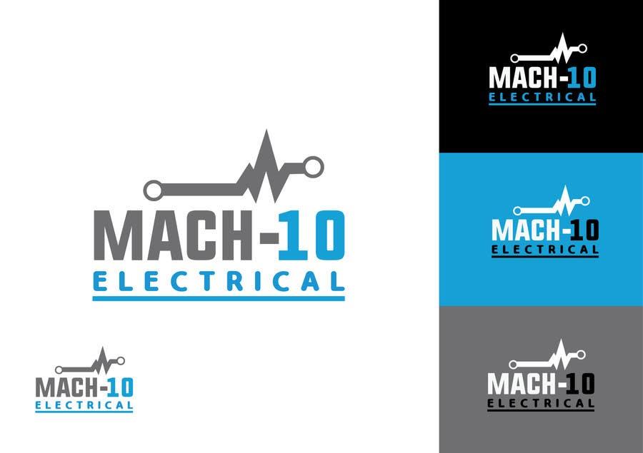 Penyertaan Peraduan #                                        23                                      untuk                                         Design a Logo for Electrical Contractor