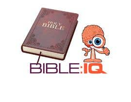 #22 for Create a piece of Art using our logo and our Bible-brain characters by marioshokrysanad