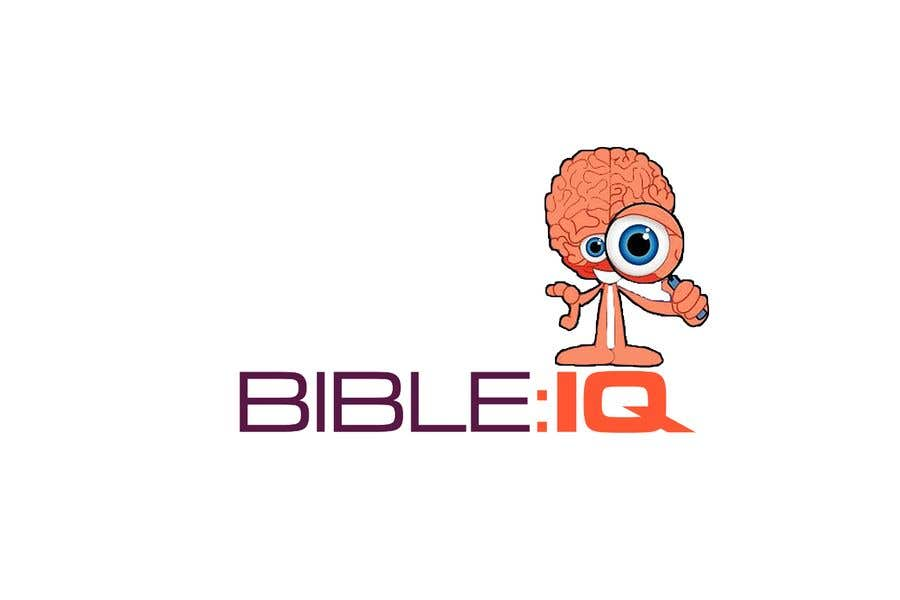 Bài tham dự cuộc thi #23 cho Create a piece of Art using our logo and our Bible-brain characters