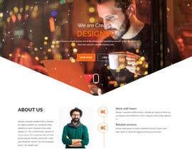 Nro 24 kilpailuun Build me a website käyttäjältä nahardipa