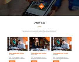 Nro 25 kilpailuun Build me a website käyttäjältä nahardipa