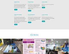#30 per Update website including text, images, layout (Wordpress) da tazuli78