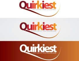 #32 สำหรับ Logo Design for www.quirkiest.com โดย titocampos