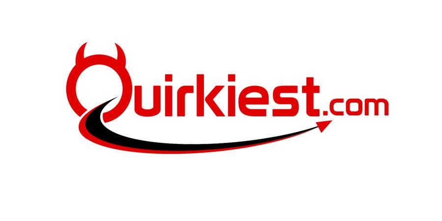 Contest Entry #62 for Logo Design for www.quirkiest.com