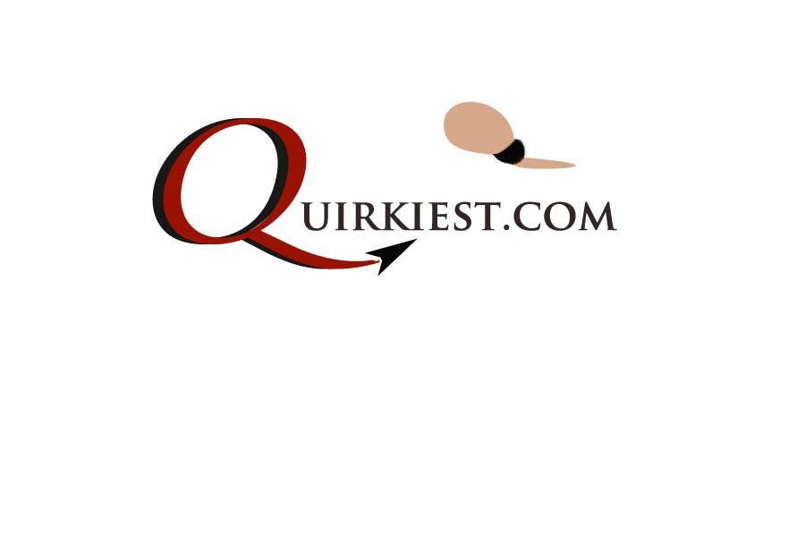Participación en el concurso Nro.87 para Logo Design for www.quirkiest.com