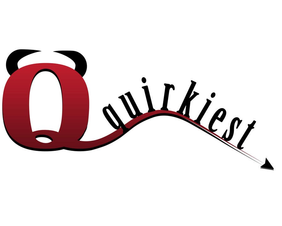 Contest Entry #194 for Logo Design for www.quirkiest.com