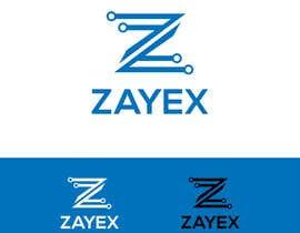 nº 352 pour Design the logo for the name: Zayex par anwar4646