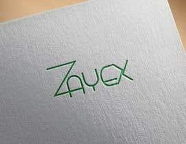 nº 355 pour Design the logo for the name: Zayex par mdtazin2