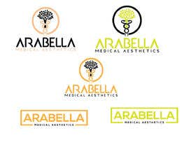 #172 cho Starting new medical aesthetics company. Want an elegant logo. colors primary gold, black, white. Clean look, but fancy and eye catching. Name is Arabella. Will need to have medical aesthetics incorporated. Maby even AraBella bởi giusmahmud