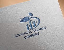 Nro 2 kilpailuun Logo needed for a commercial cleaning company käyttäjältä darajuddinshakhi