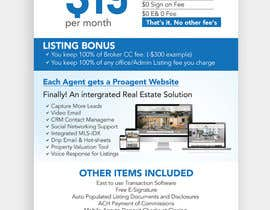 nº 116 pour Custom Flyer for Recruiting Real Estate Agents par Hasan628