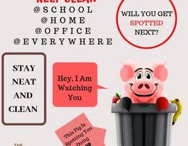 """sameerajohn01 tarafından Enhance our Marketing Poster for our Red-Handed Pig product called """"THE SPOTTER"""" için no 23"""