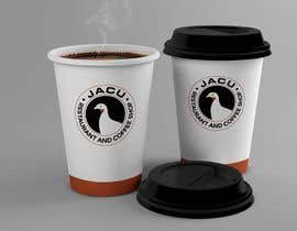 #145 cho I need a logo for my coffee shop the name is Jacu Restaurant and Coffee Shop jacu is a Bird Google the picture of the Bird need to be use in the logo bởi creati7epen