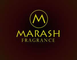 #58 for New logo for my company name MARASH fragrance and keep the back round yellow colo af cra0303