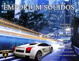 #47 para Graphic Design for Emporium Souidos de photostyles
