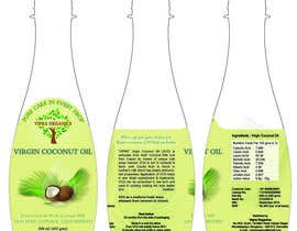 #2 for Design a label for a product - Bottle by Yoyon93