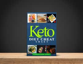 """#53 for create ebook cover design called """"The Keto Diet Cheat Sheet"""" by arsalansolution"""