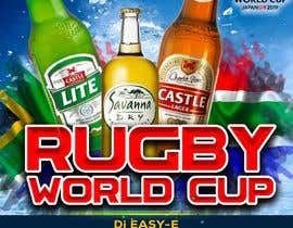 #11 for design a poster ( Rugby world cup ) south Africa vs af ajmal32150