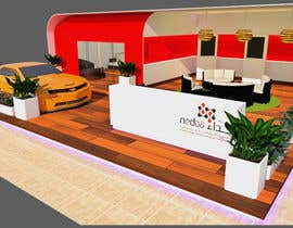 #21 for 3d Exhibition stand (to be delivered in 9 hours) by alaminmunnaa