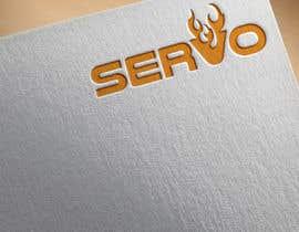 """#457 cho Design Modern and professional logo for Gaz Station named """"SERVO"""" bởi DesignInverter"""