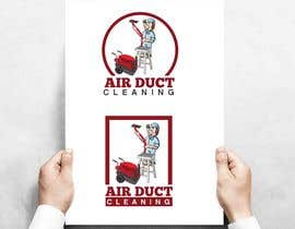 #54 para New Company logo for air duct cleaning por DesignTed