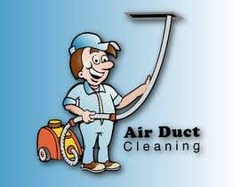 #25 para New Company logo for air duct cleaning por thedezinegeek