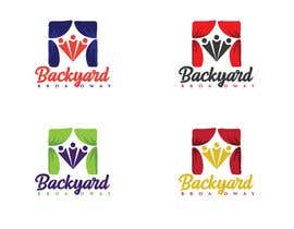 emdad1234 tarafından Backyard Broadway Logo için no 26