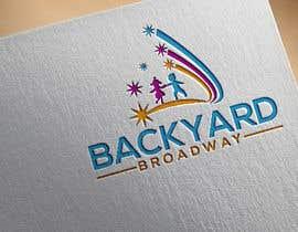 Nro 38 kilpailuun Backyard Broadway Logo käyttäjältä tahminaakther512