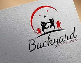 Nro 99 kilpailuun Backyard Broadway Logo käyttäjältä tahminaakther512