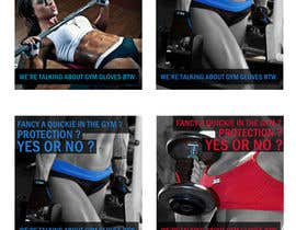 #8 para Website Design for 5 x Facebook image tiles, HEALTH AND FITNESS por patrick12691