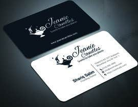 #137 for Design business cards by sima360