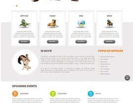 #50 pentru Design a Website Mockup for BYP de către jyotigupta123