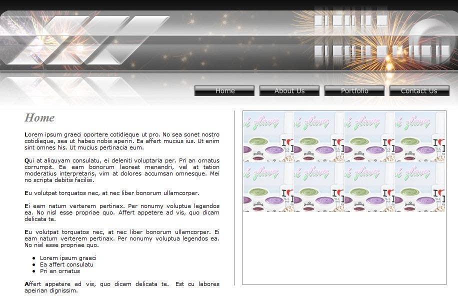 Penyertaan Peraduan #                                        10                                      untuk                                         Mafia Game website homepage design