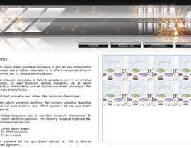 #10 untuk Mafia Game website homepage design oleh pinkipilao