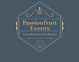 #38 cho Passionfruit Events - Your Occassion, Our Passion. bởi LokeshSharma0204
