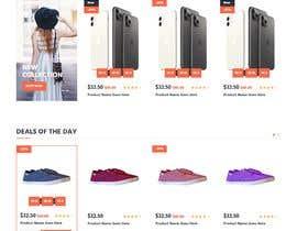 Nro 17 kilpailuun Build me an e-commerce website käyttäjältä ShofiqulCSE