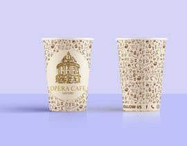 #28 for cafe cups desing af TanyMendoza