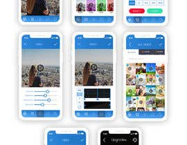 nº 41 pour Design for a re-skin of an apple app par htmlsafayet