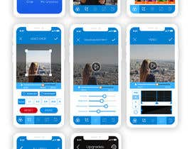 nº 51 pour Design for a re-skin of an apple app par htmlsafayet