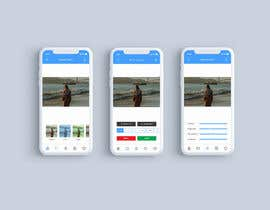 nº 22 pour Design for a re-skin of an apple app par mohammadmusaddek